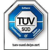 TÜV Süd Siegel
